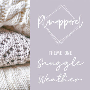 VOL.1 Snuggle Weather