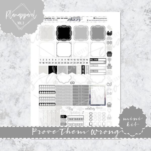 vol.3 mini kit